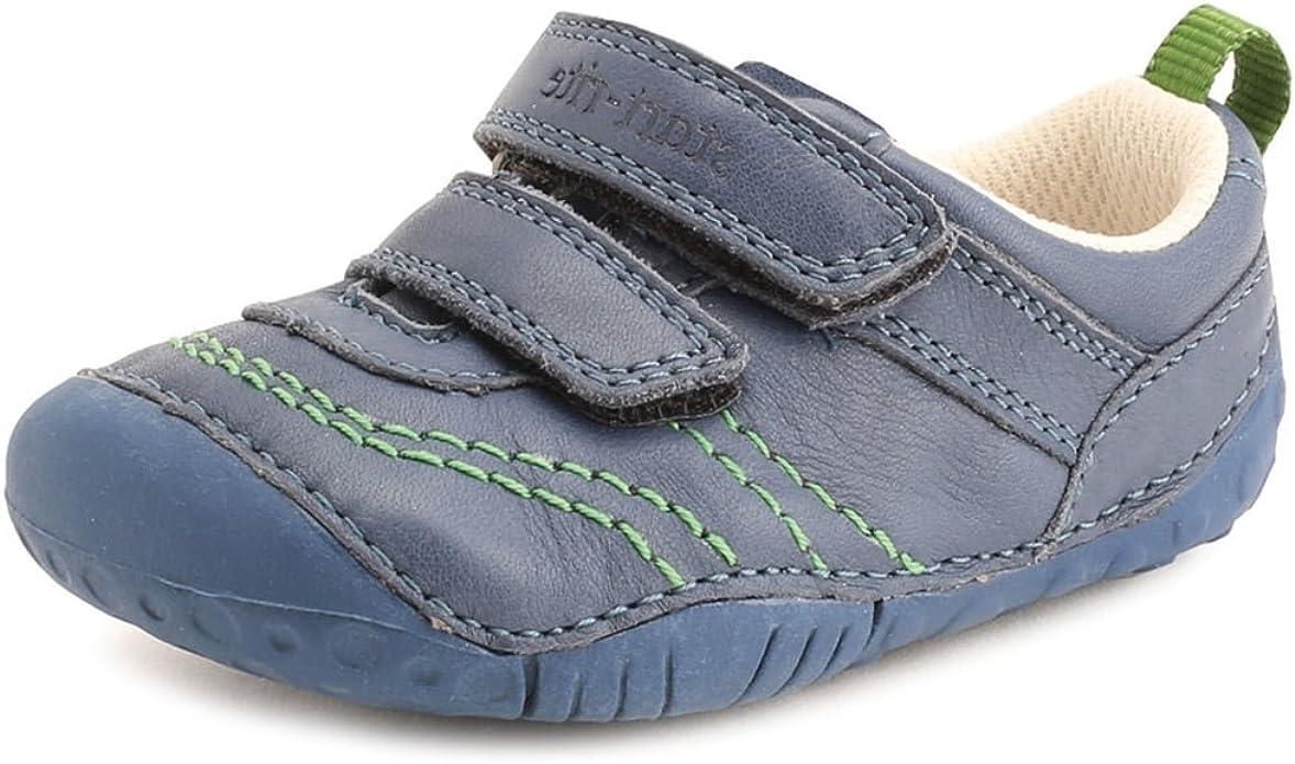 Start-rite baby leo Infant garçons Bleu Chaussures