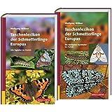 Taschenlexikon der Schmetterlinge Europas: Tag- und Nachtfalter im Set