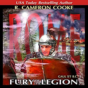 Rome: Fury of the Legion Audiobook