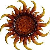 Comfy Hour Sunny Sun Wall Decor
