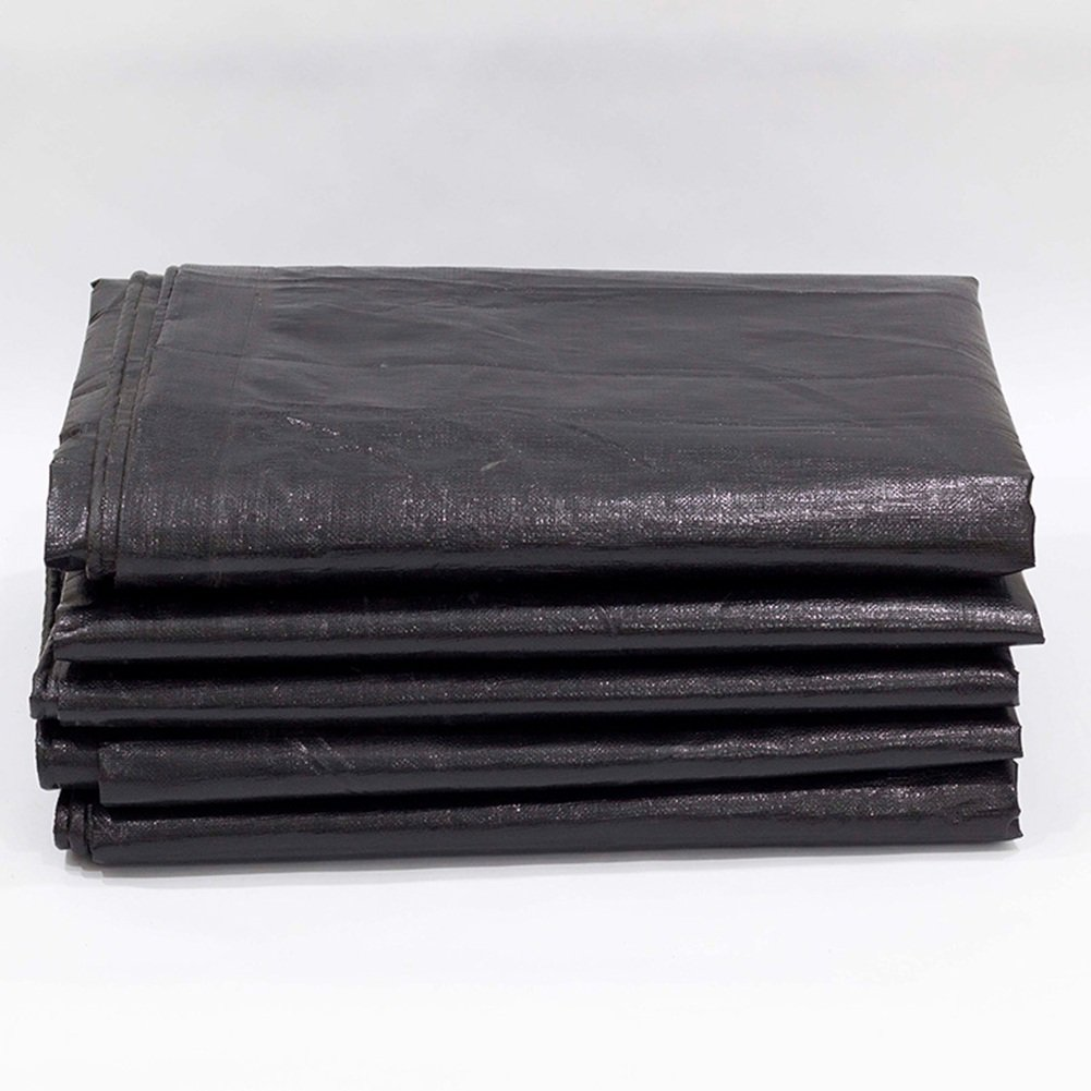 ZEMIN オーニング サンシェード ターポリン 防水 日焼け止め テント シート ルーフ 防塵の リトラクタブル 安定した ポリエステル、 ブラック、 200G/M²、 利用可能な22サイズ (色 : ブラック, サイズ さいず : 5X7M) B07DB6594S 5X7M|ブラック ブラック 5X7M
