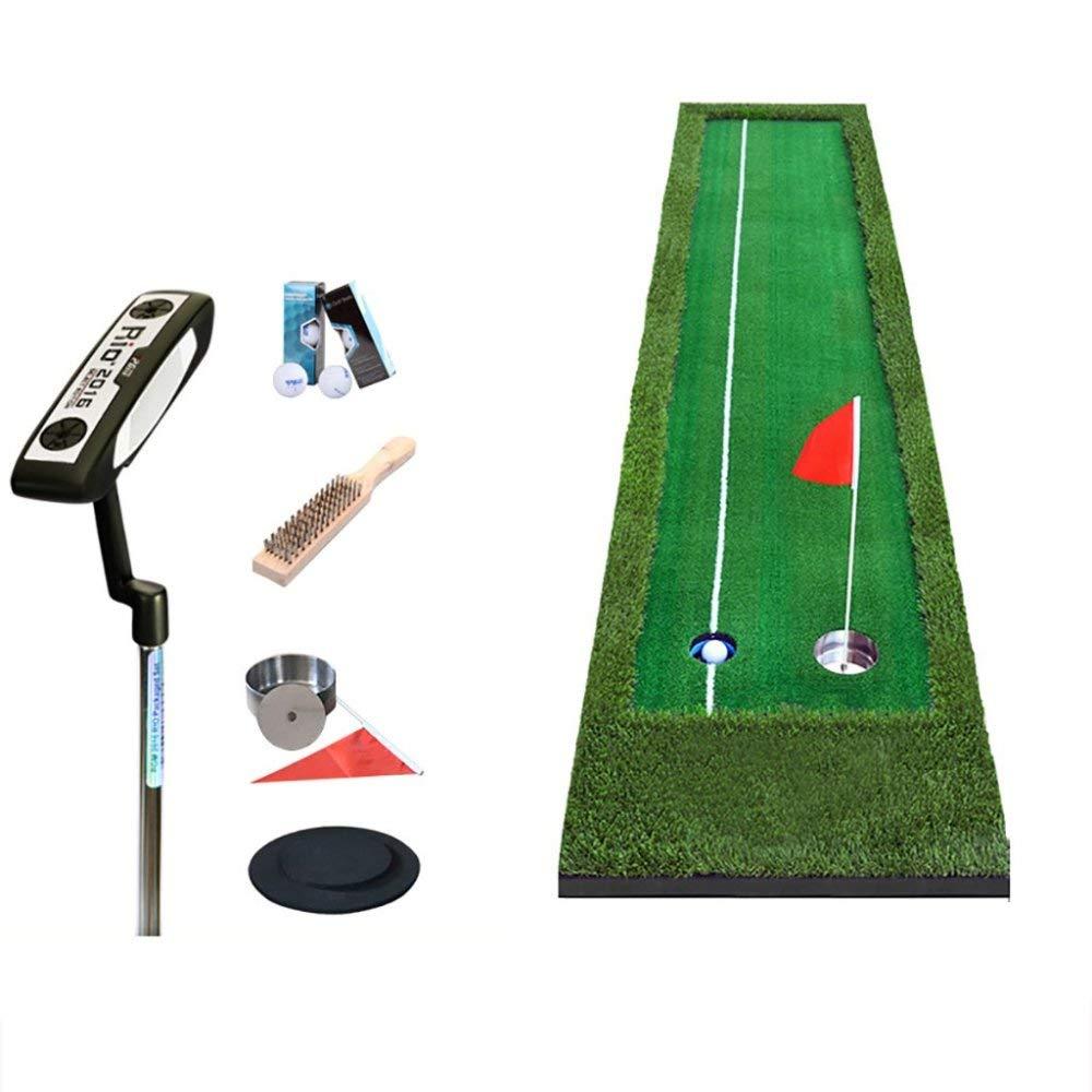 呉マットゴルフゴルフ練習場ネットインターパター練習フェアウェイ練習毛布、4Cm草厚、A、50 * 300Cm   B07MR1LTWV