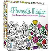 Livros de Colorir. Floresta Mágica + Maravilhoso Jardim Mágico - Kit