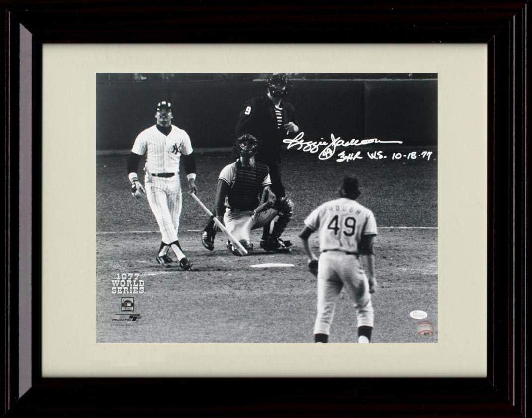 Amazon.com: Framed Reggie Jackson - at ...