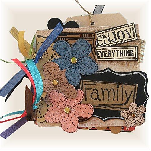 Family Heirloom Photo (Family Scrapbook Album, Personal Memories of Home, Family photo album, Mini Scrapbook, Family Scrapbook)