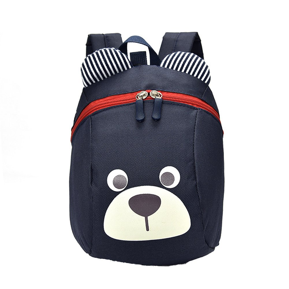 Feicuan Baby Backpack with Reins Toddler Safety Harness Cartoon Schoolbag
