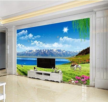 zrisic 3D Wallpaper Custom Mural Wallpaper Flowers Flock ...