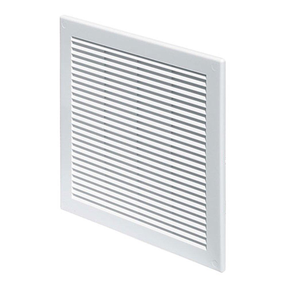 Awenta - Rejilla de ventilació n (250 x 250 mm), color blanco Armar Trading LTD