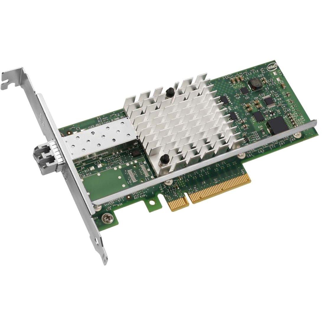 Amazon.com: Intel X520-SR2 de fibra óptica – Tarjeta PCI ...