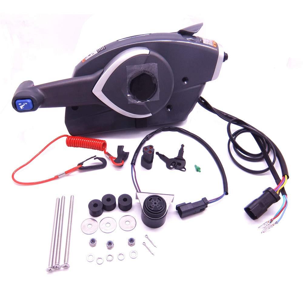 15ft Teleflex OMC 479 Johnson Evinrude Throttle Shift Control Box Cable CC20515