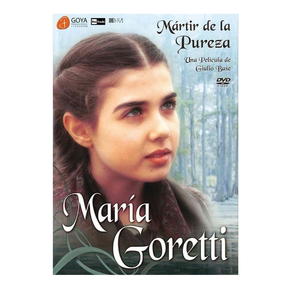 Maria Goretti Martir De La Pureza Amazon It Film E Tv