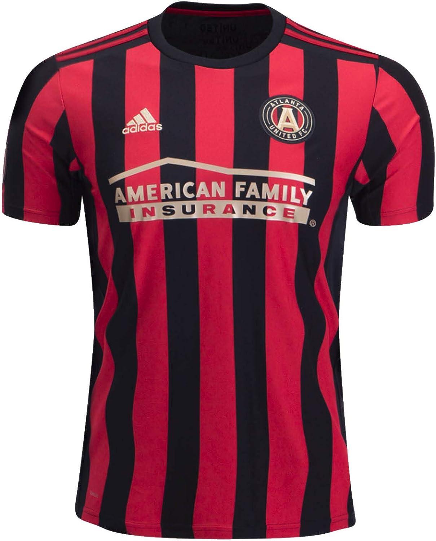 adidas Atlanta United Fc Adult Home Replica Soccer Jersey (DP9033)