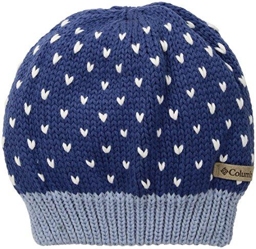 Powder Cap - Columbia Girls' Big Powder Princess Hat, Eve, Faded Sky One Size