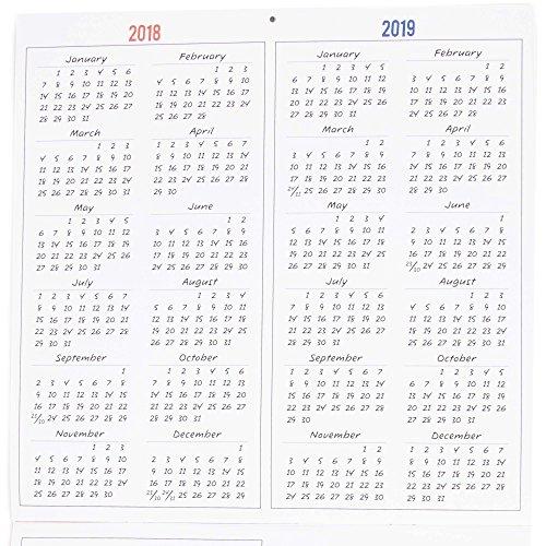 2018 Hallmark Maxine Wall Calendar (12 month) Photo #9