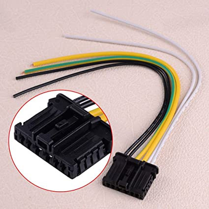 Tremendous Amazon Com Calap Store Rear Tail Light Loom Wiring Connector Fit Wiring Digital Resources Funapmognl
