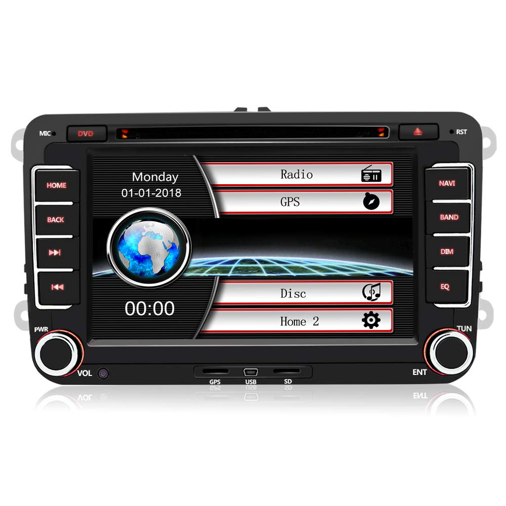 pantalla tactil para coche
