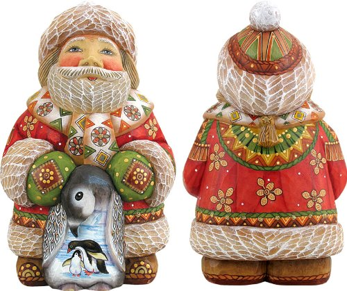 - Loving Embrace Penguin Santa 5