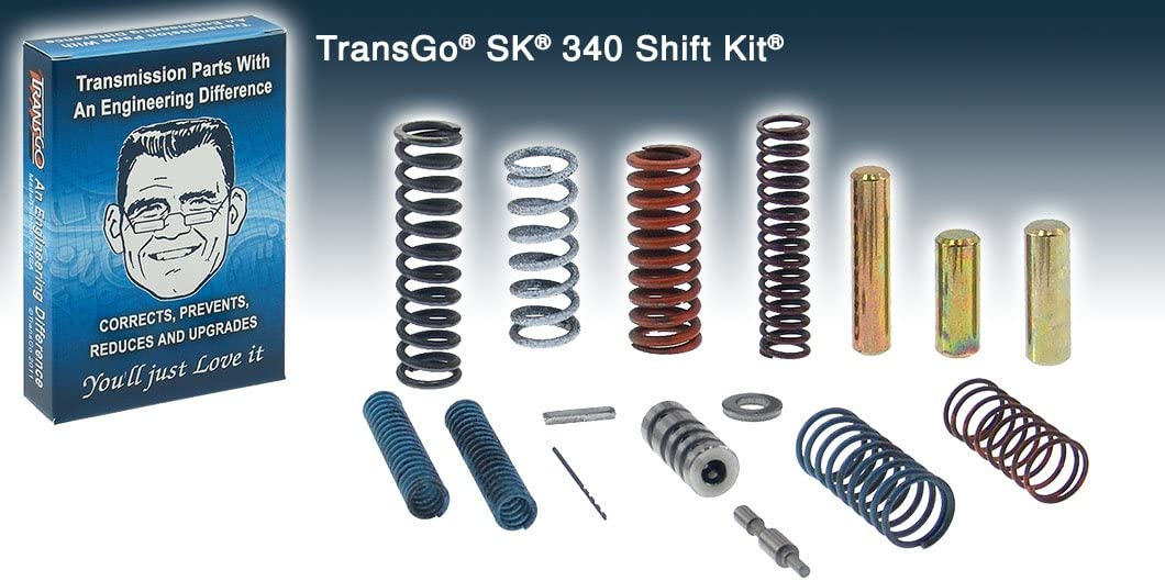 Transmaxx Transmission Rebuild Master Kit With Steels A340H A340E