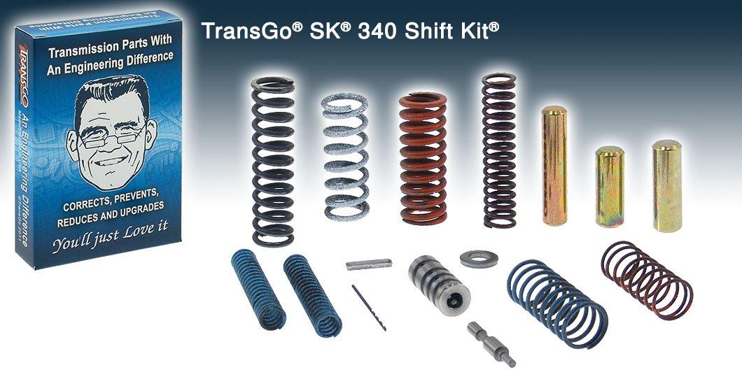 Transgo SK 340 Shift Kit A343F A340E A340F A340H