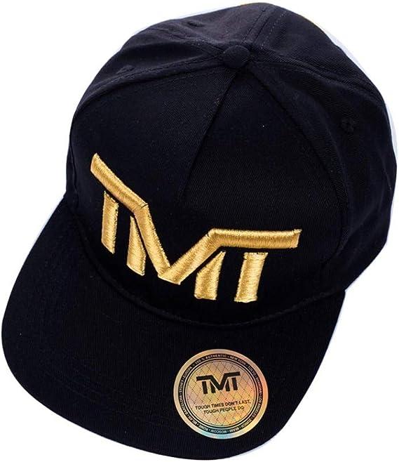 TMT - Visera - para hombre Negro Negro Talla única: Amazon.es ...