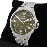 Relógio Orient Masculino Ref: Mbss1380 E2sx Casual Prateado