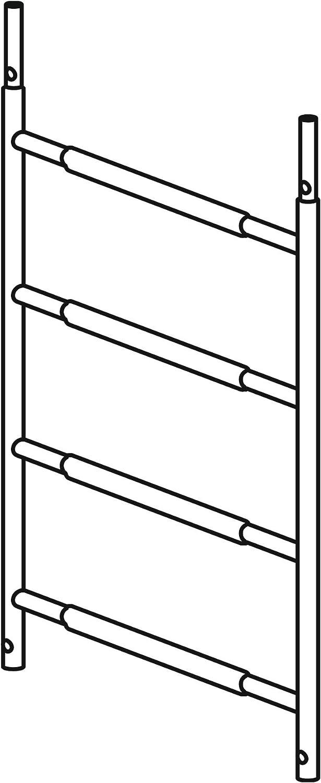 Hymer Rahmenteil Alu 4 Sprossen f/ür 917090 Advanced