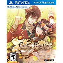 Aksys Games Code: Realize Future Blessings PSV - PlayStation Vita
