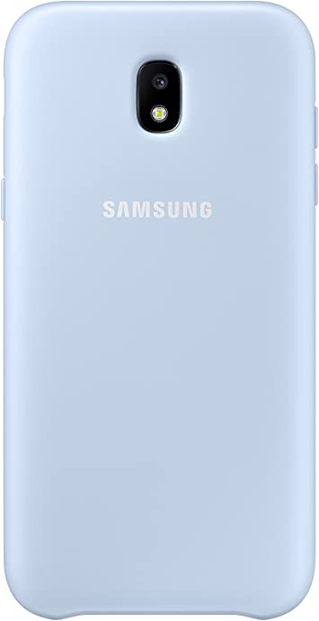 SAMSUNG Dual Layer Cover - Carcasa Galaxy J5 2017, Color Azul ...