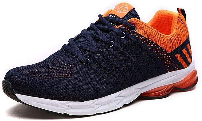 Hombres Montaña y Asfalto Libre Deporte Running Zapatos, Gimnasio ...