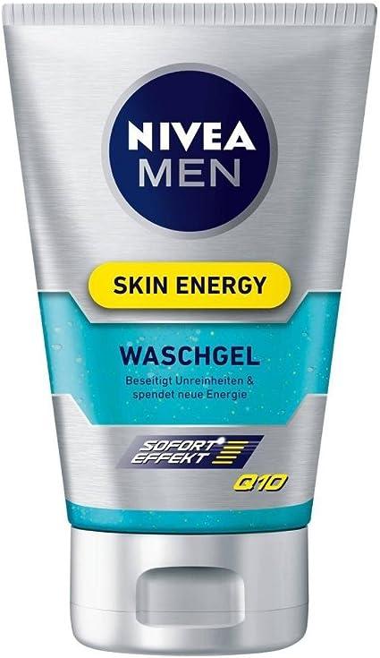 Nivea - 6 pack men skin energy waschgel q10 efecto instantáneo, (6 ...