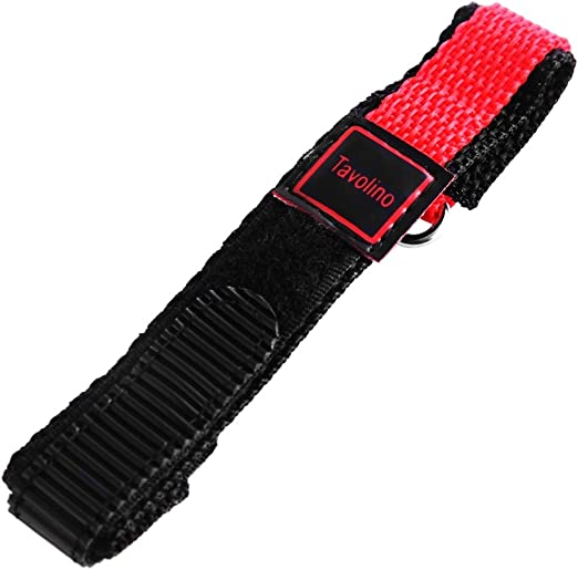 1 Bracelet Montre Scratch TAVOLINO Rouge 14 mm (TBB 1