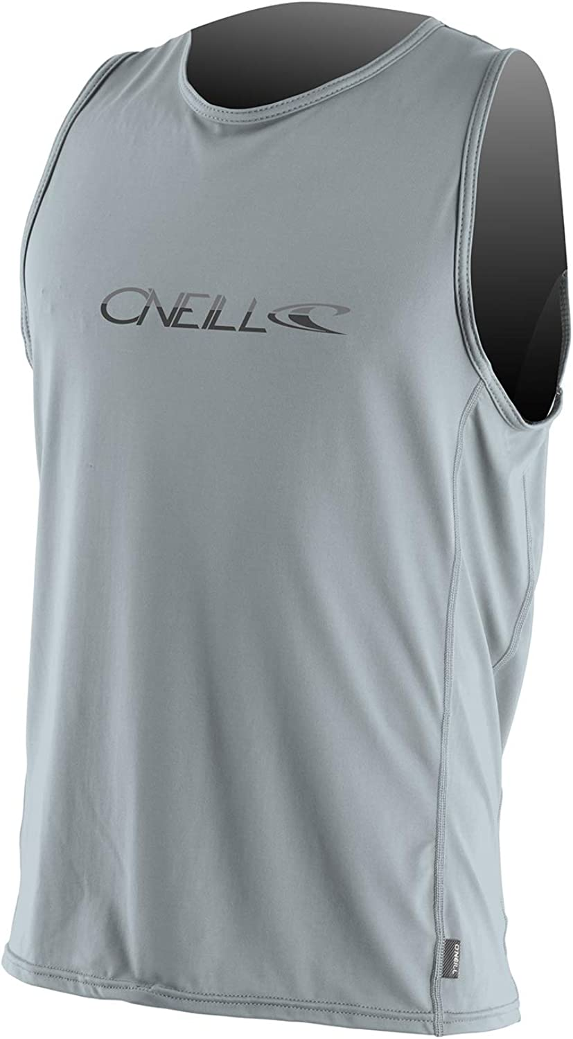 O'Neill men's 24/7 sleeveless: Loose fit, breathable shirt, 30+ SPF