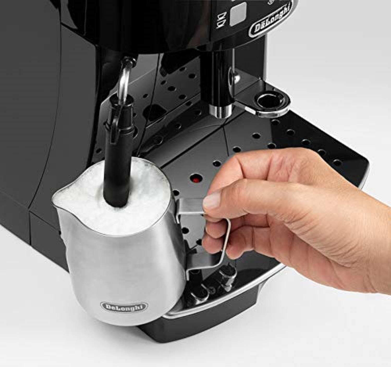 DeLonghi Magnifica S ECAM 21.117.B Máquina espresso, 1450 W, 1.8 litros, Negro: Amazon.es: Hogar