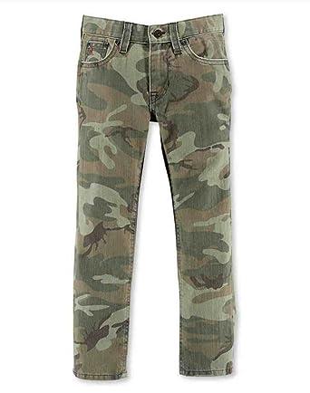 297abfa230313 Amazon.com: Ralph Lauren Boys Camo Camouflage Skater 750 Pants Jeans ...