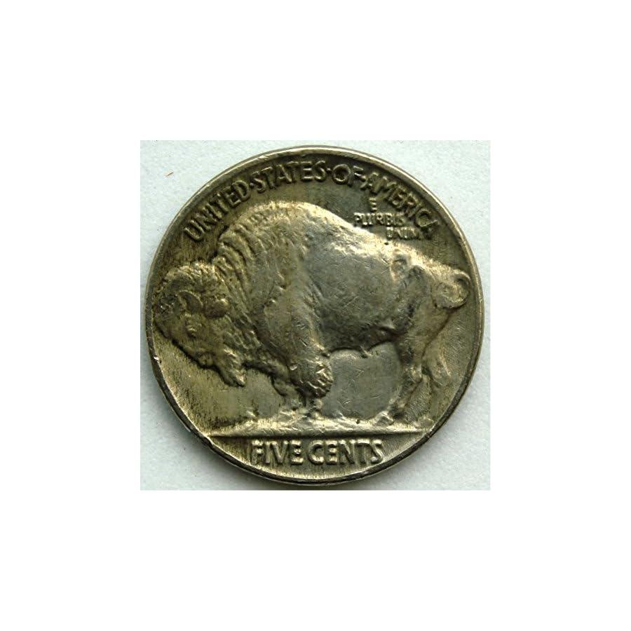 1936 Buffalo Nickel VF 20