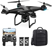 Holy Stone HS120D GPS Drone with Camera for Adults 1080p HD FPV, Quadcotper with Auto Return Home, Follow Me, Altitude Hold,
