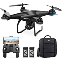 $127 » Holy Stone HS120D GPS Drone with Camera for Adults 1080p HD FPV, Quadcotper with Auto…