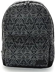 Vans Womens Deana Backpack, Black/Charcoal