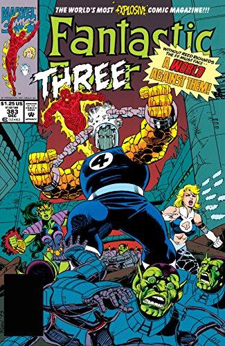 Fantastic Four (1961-1998) #383 (Fantastic Four (1961-1996))