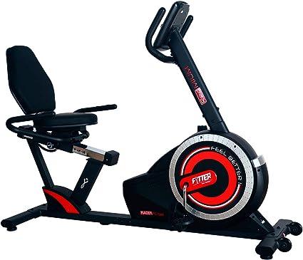 Fitter Bicicleta estática reclinada RC-08R: Amazon.es: Deportes y ...