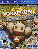 Super Monkey Ball Banana Splitz - PlayStation Vita