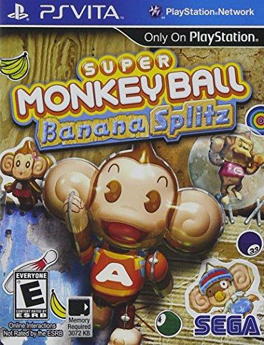Super Monkey Ball Banana Splitz - PlayStation Vita by Sega