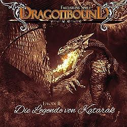 Die Legende von Katarak (Dragonbound 11)
