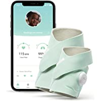 Owlet - Smart Sock Plus Monitor - Monitors Heart Rate and Oxygen for Baby and Child Safety, iOS and Android Compatible…