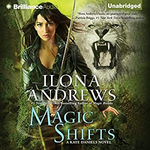 Magic Shifts Audiobook