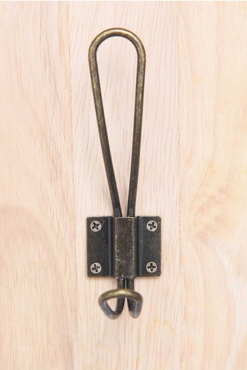 Heavy Duty Rustic Entryway Hooks 10 Pack Of Wall Mounted