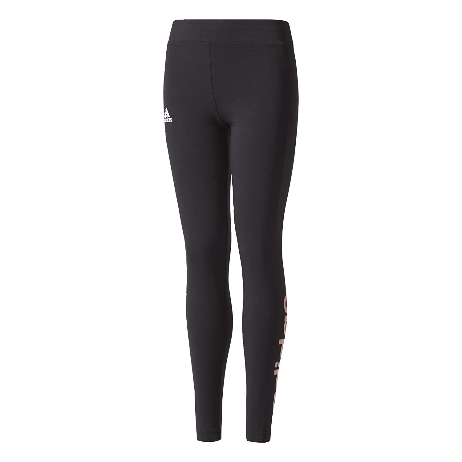 adidas Girls' Yg Linear Tights