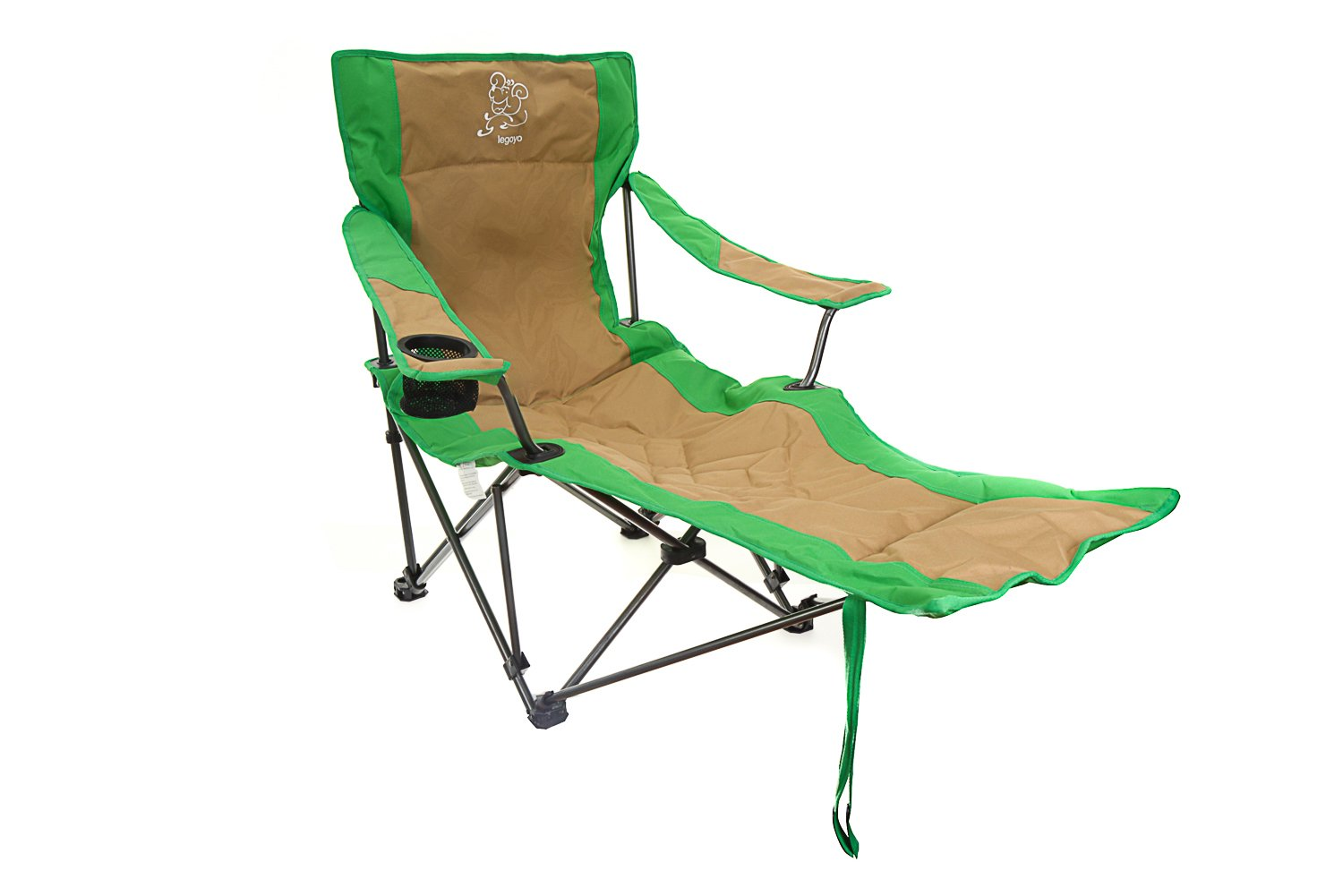 Amazon.com : Outdoor Portable Versatile Folding Chair, Sit Or Recliner, Mix  Green And Carry Bag/Case : Sports U0026 Outdoors
