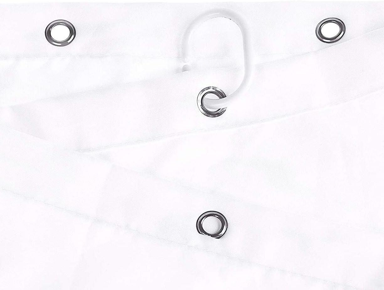 Rideau de Douche Anti-moisissure acve Motif en Tableau P/ériodique des El/éments Xrten Rideau de Douche