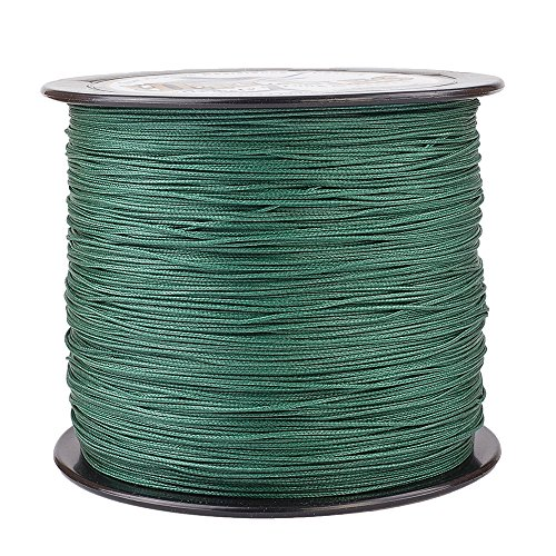 - HERCULES Super Cast 500M 547 Yards Braided Fishing Line 250 LB Test for Saltwater Freshwater PE Braid Fish Lines Superline 8 Strands - Green, 250LB (113.4KG), 1.00MM